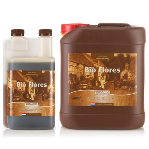 CANNA BIO FLORES 1L AND 5L