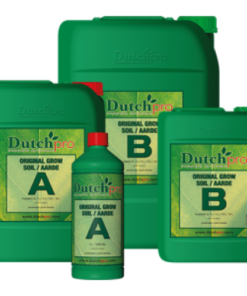 Dutch Pro Soil Grow A&B