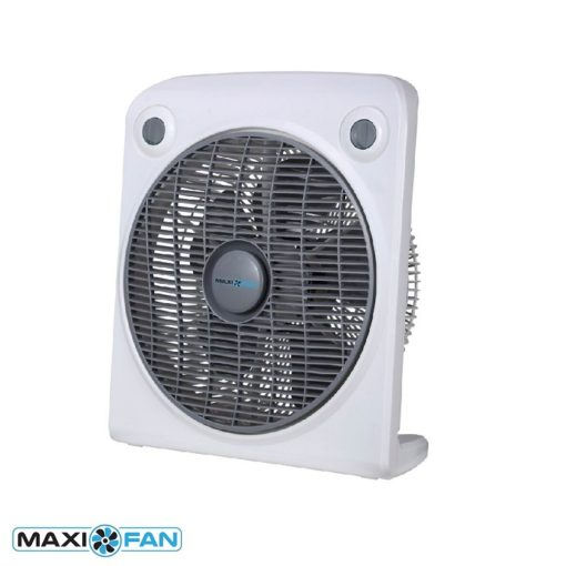 "Maxifan Fan 12"" Rotating Box Fan"