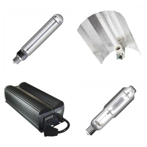Solistek 600w 3 Lamp Kit